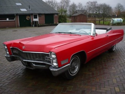 Cadillac 1967 a vendre