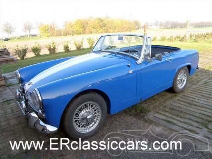 Austin Healey 1961 a vendre