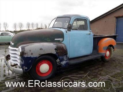 Chevrolet 1953 a vendre