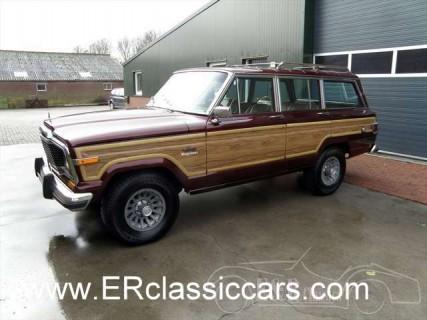 Jeep 1980 a vendre