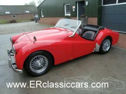 Triumph 1954 a vendre