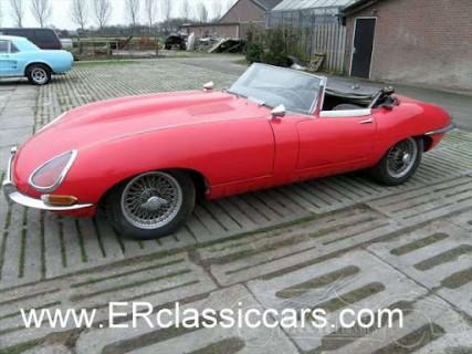 Jaguar 1965 a vendre