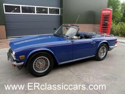 Triumph 1975 a vendre