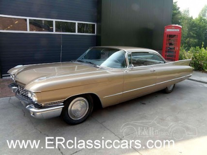 Cadillac 1960 a vendre