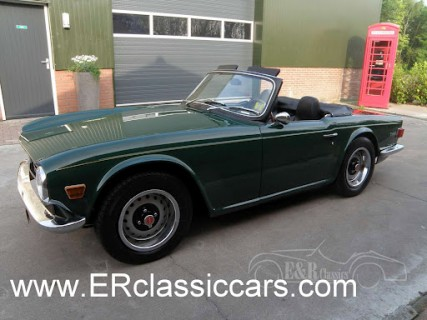 Triumph 1971 a vendre