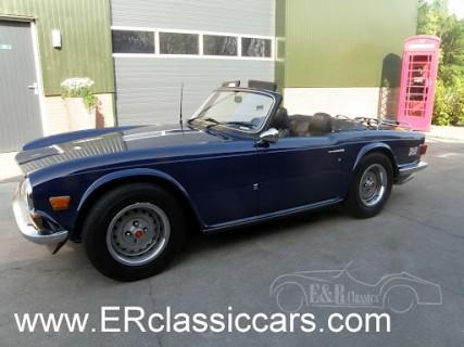 Triumph 1972 a vendre