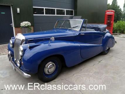 Daimler 1951 a vendre
