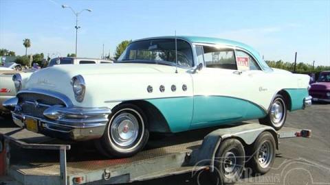 Buick 1955 a vendre