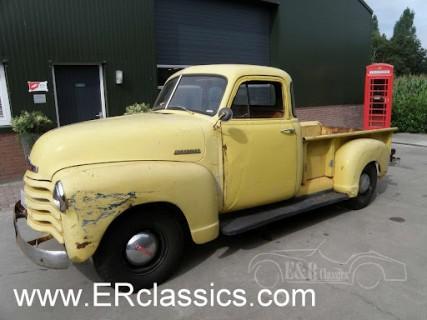 Chevrolet 1952 a vendre