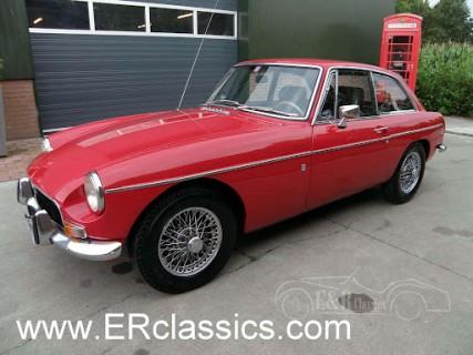 MG 1972 a vendre