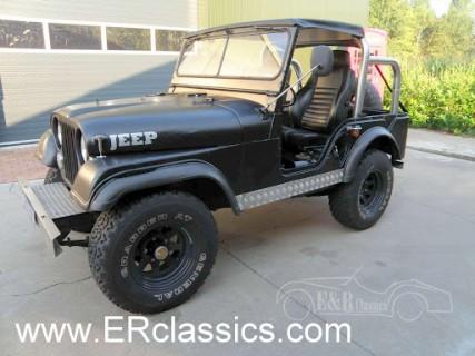Jeep 1965 a vendre