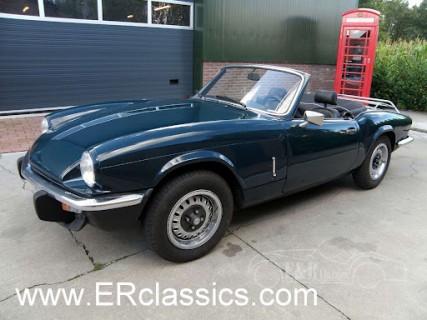 Triumph 1977 a vendre