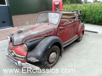 Panhard 1950 a vendre