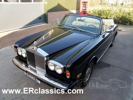 Rolls Royce 1979 a vendre