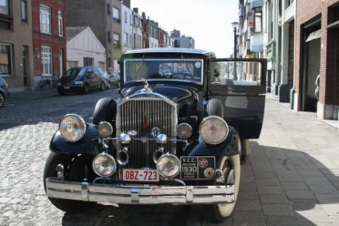 Pierce Arrow 1930 a vendre