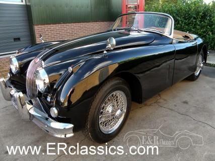 Jaguar 1958 a vendre