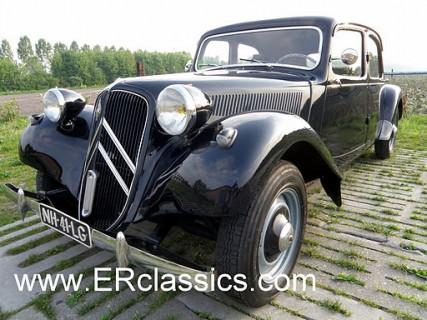 Citroen 1956 a vendre