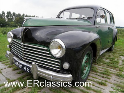 Peugeot 1952 a vendre