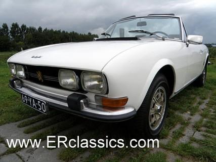 Peugeot 1973 a vendre
