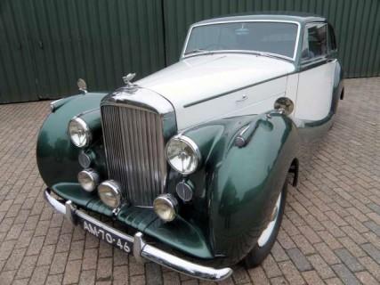 Bentley 1950 a vendre