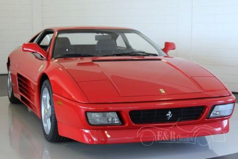 Ferrari 348 TB Coupe 1992 a vendre