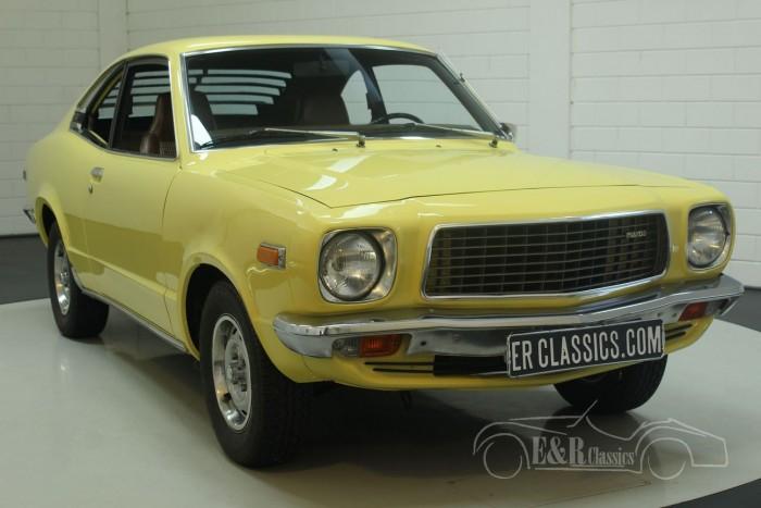 Mazda 818 S Coupe 1977  a vendre