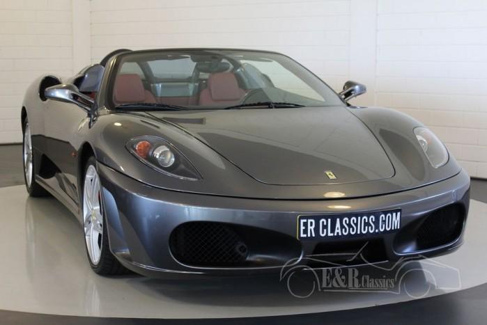 Ferrari F430 Spider F1 2006 a vendre