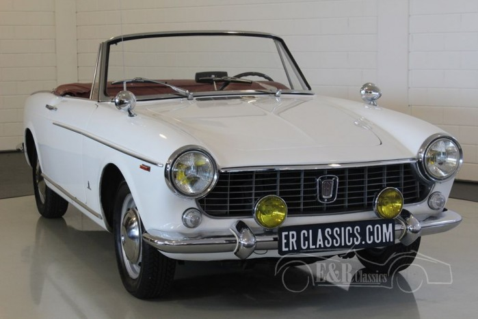 Fiat 1500 Spider 1966 a vendre
