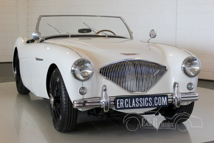 Austin-Healey 100-4 Overdrive 1955  a vendre