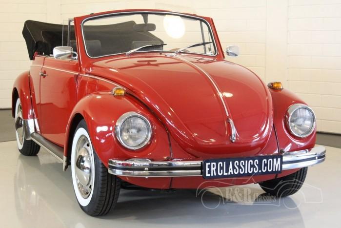Volkswagen Beetle Cabriolet 1971 a vendre