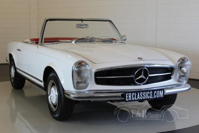 Mercedes-Benz 230SL Cabriolet 1965 a vendre