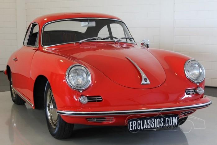 Porsche 356 B Coupe 1960 a vendre
