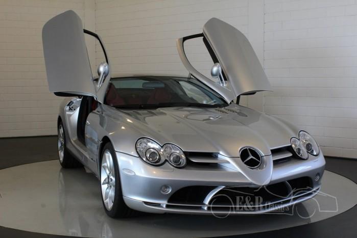 Mercedes Benz SLR McLaren 2005 a vendre