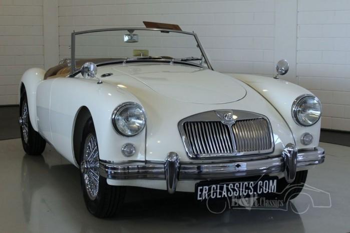 MG MGA Cabriolet 1956 a vendre