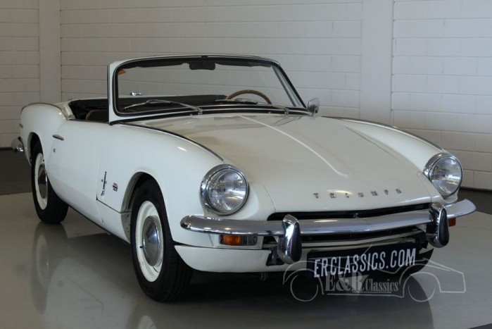 Triumph Spitfire MKIII Cabriolet 1970 a vendre