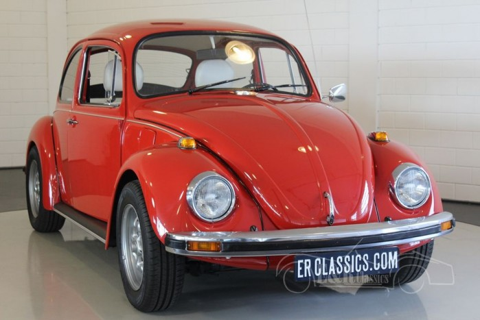 Volkswagen Beetle Coupe 1976 a vendre