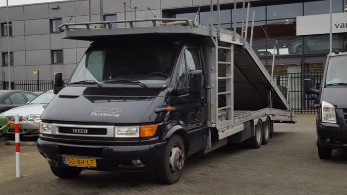 Iveco 65C15 2005 a vendre