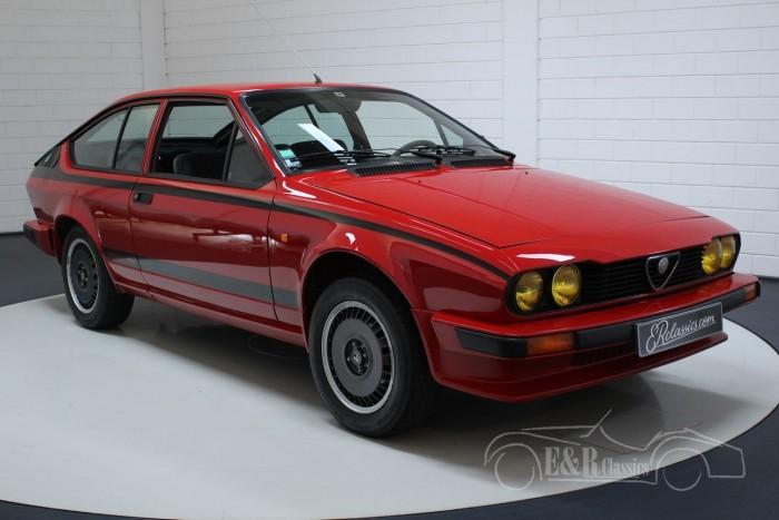 Alfa Romeo GTV 2.0 Grand Prix 1981 a vendre