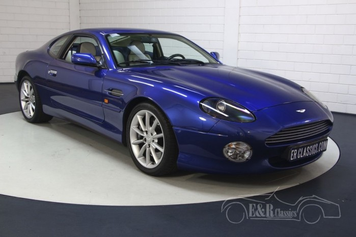 Aston Martin DB7 Vantage  a vendre