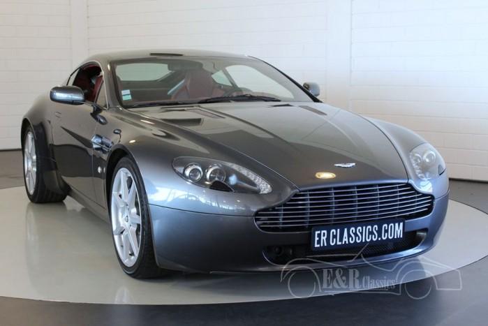 Aston Martin V8 Vantage 2006 coupe a vendre