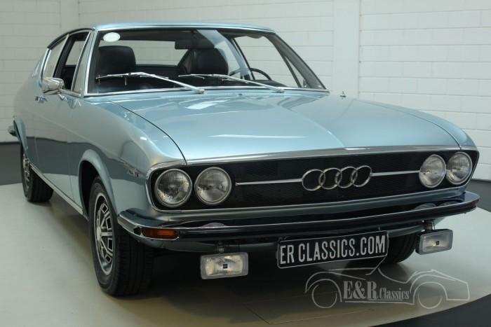 Audi 100 S Coupe 1972  a vendre