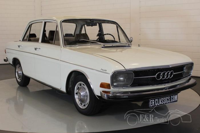 Audi 60L 4 Berline 1972 a vendre