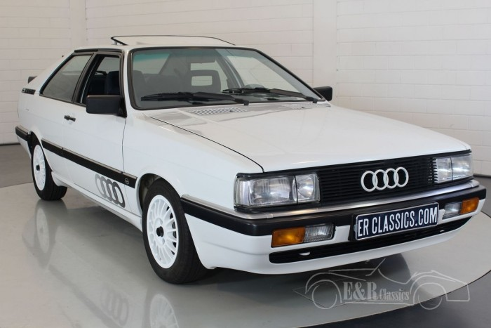Audi Coupe 1986 a vendre