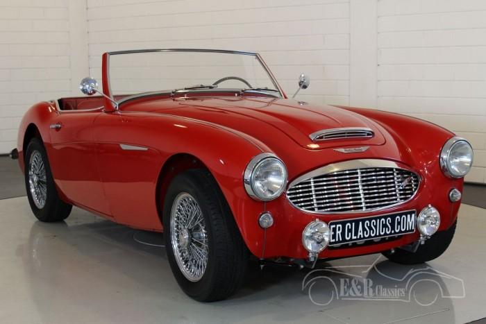 Austin Healey 100-6 1957 a vendre