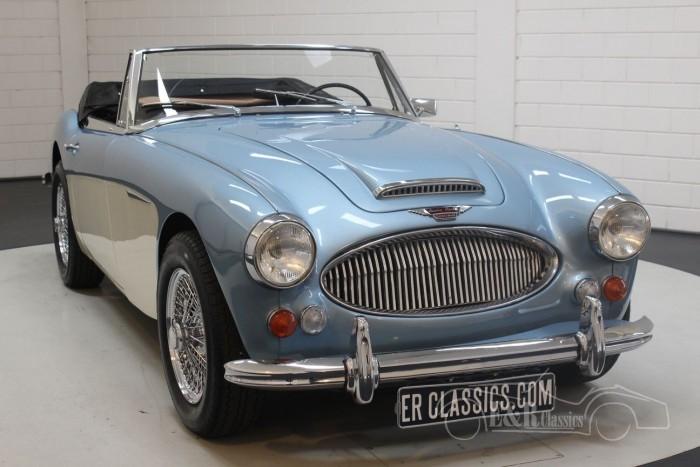 Austin Healey 3000 MKIII phase 2 1966 a vendre