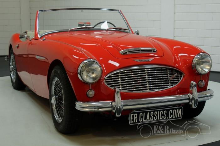 Austin Healey 3000 MK1 1960  a vendre