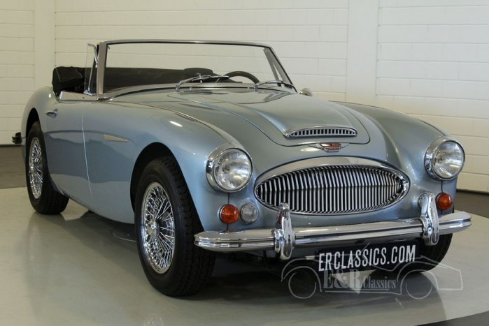 austin healey 3000 mkiii 1967 vendre erclassics. Black Bedroom Furniture Sets. Home Design Ideas