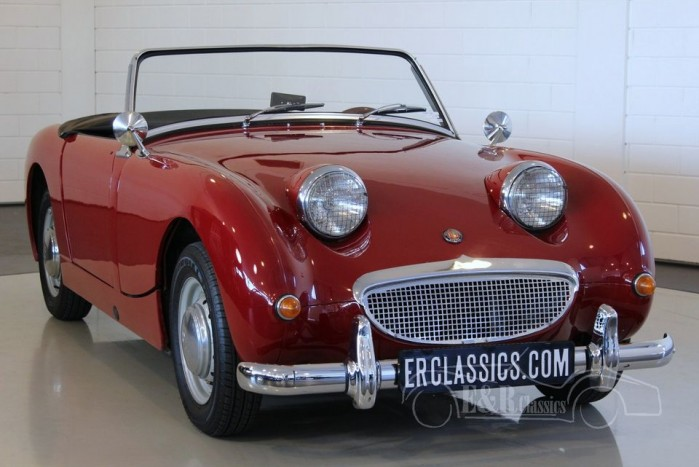 austin healey mki frogeye 1959 vendre erclassics. Black Bedroom Furniture Sets. Home Design Ideas