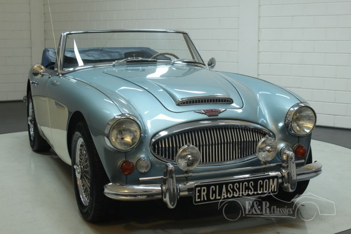 Austin Healey 3000 Cabriolet 1967  a vendre