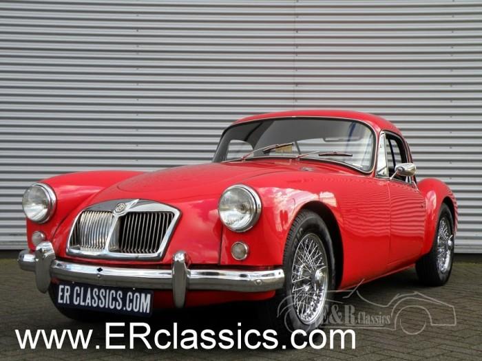 MG MGA Coupe 1958 a vendre
